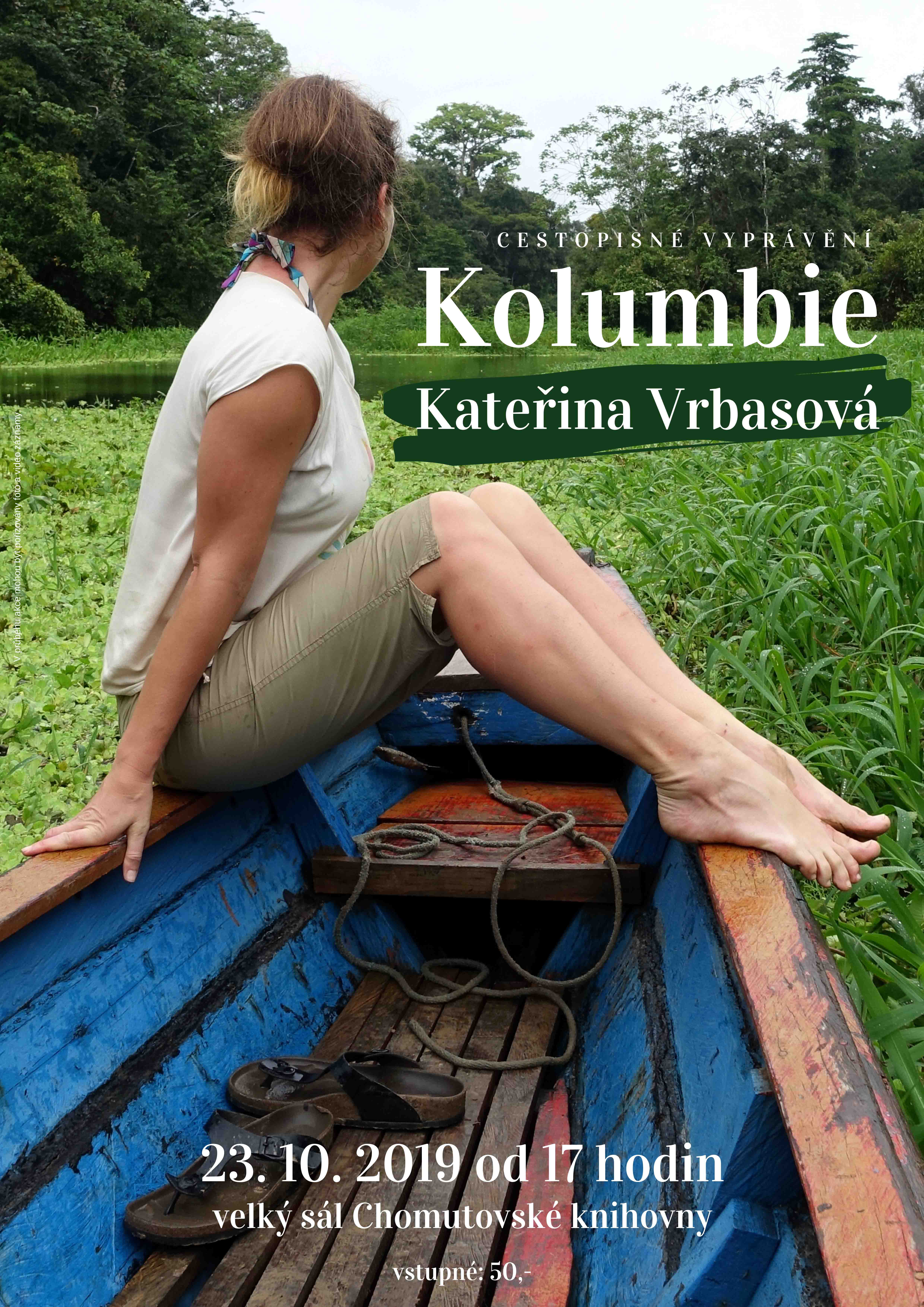 Kolumbie web